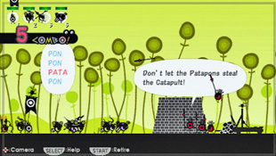 Patapon®  Screenshot 5