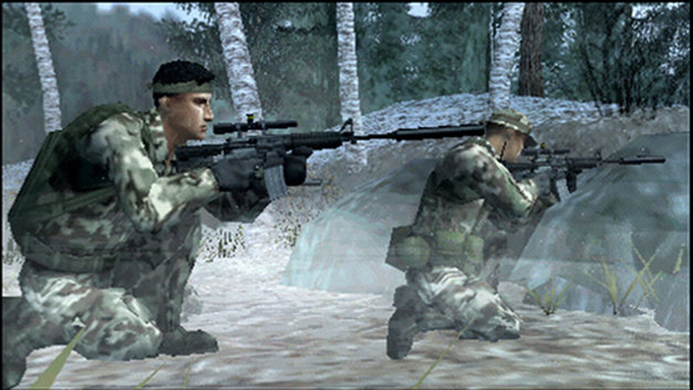 SOCOM U.S. Navy SEALs Fireteam Bravo 3 Screenshot 1