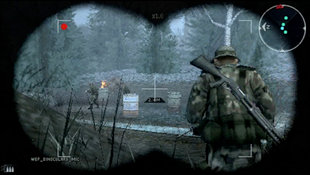 SOCOM U.S. Navy SEALs Fireteam Bravo 3 Screenshot 2