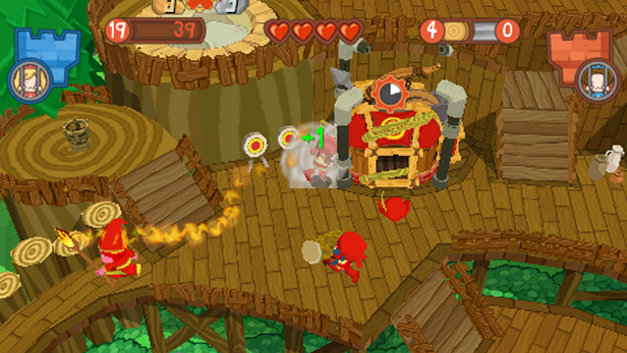 Fat Princess: Fistful of Cake Screenshot 7