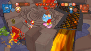 Fat Princess: Fistful of Cake Screenshot 3