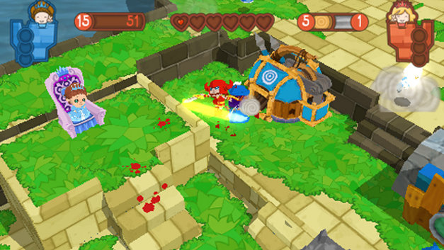 Fat Princess: Fistful of Cake Screenshot 4