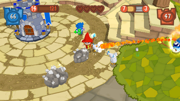 Fat Princess: Fistful of Cake Screenshot 1