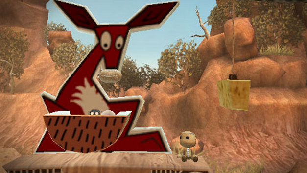 LittleBigPlanet (PSP®) Screenshot 1