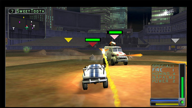 Twisted Metal®: Head-On™ Screenshot 1
