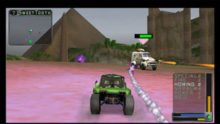 Twisted Metal®: Head-On™ Screenshot 2