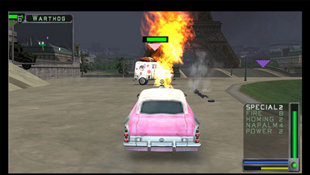 Twisted Metal®: Head-On™ Screenshot 3
