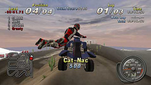 ATV Offroad Fury® : Blazin' Trails Screenshot 2