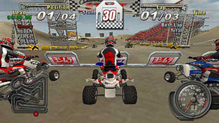 ATV Offroad Fury® : Blazin' Trails Screenshot 3