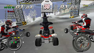 ATV Offroad Fury® : Blazin' Trails Screenshot 9