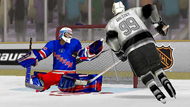 Gretzky™ NHL® 2005 Screenshot 1