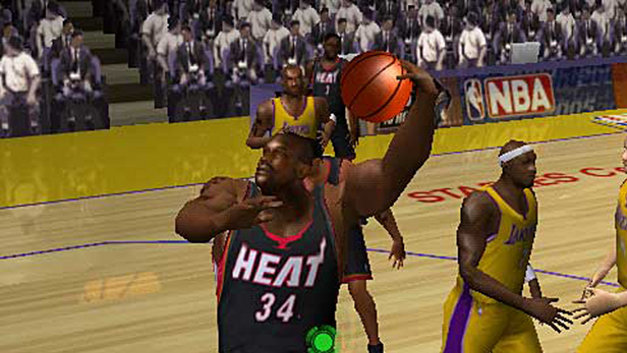 NBA Screenshot 1