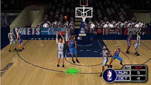 NBA Screenshot 3