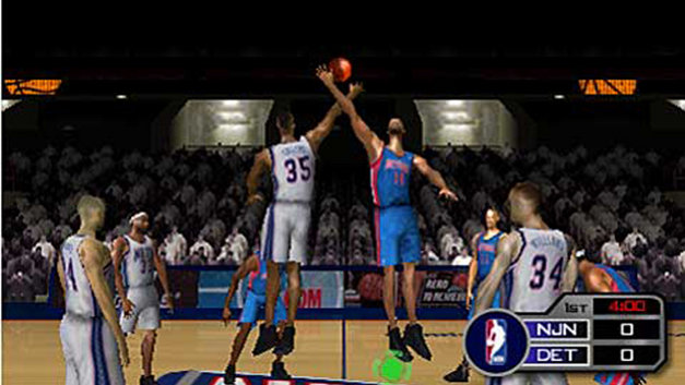 NBA Screenshot 4
