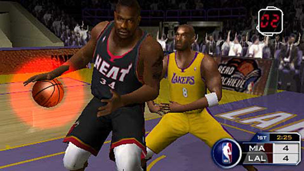 NBA Screenshot 10