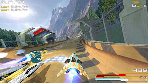 Wipeout® Pure Screenshot 1