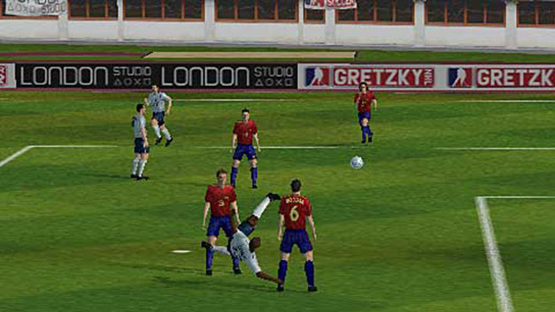 World Tour Soccer Screenshot 1
