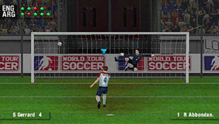 World Tour Soccer Screenshot 3