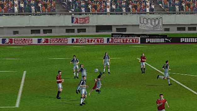 World Tour Soccer Screenshot 7