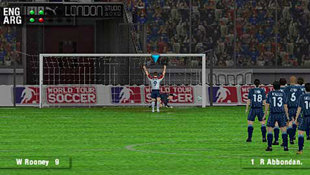 World Tour Soccer Screenshot 9