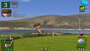 Hot Shots Golf: Open Tee® Screenshot 3