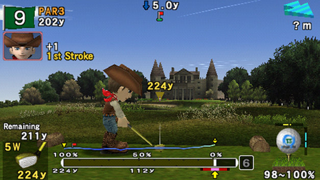 Hot Shots Golf: Open Tee® Screenshot 4