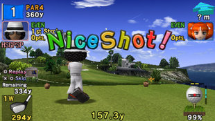 Hot Shots Golf: Open Tee® Screenshot 5