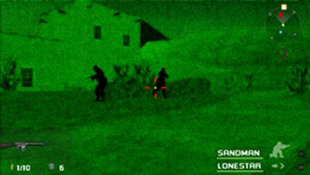 SOCOM U.S. Navy SEALs Fireteam Bravo Screenshot 2