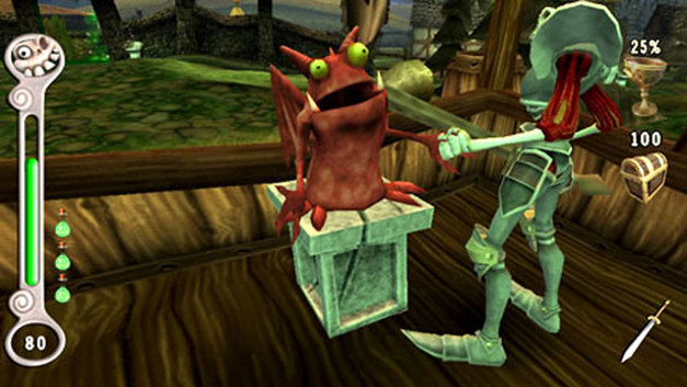 MediEvil Resurrection™ Screenshot 1