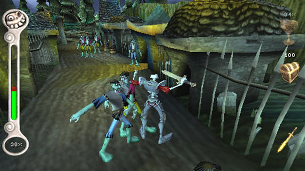 MediEvil Resurrection™ Screenshot 4