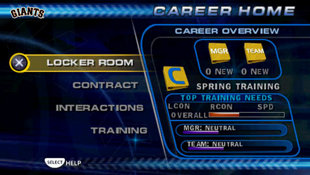 MLB® 06: The Show (PSP® system version) Screenshot 2