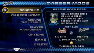 MLB® 06: The Show (PSP® system version) Screenshot 3