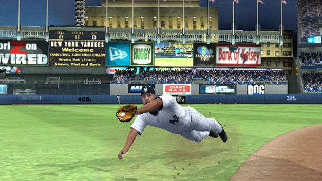 MLB® 06: The Show (PSP® system version) Screenshot 4