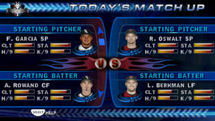 MLB® 06: The Show (PSP® system version) Screenshot 6