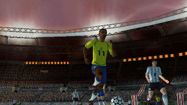 World Tour Soccer 06 Screenshot 1