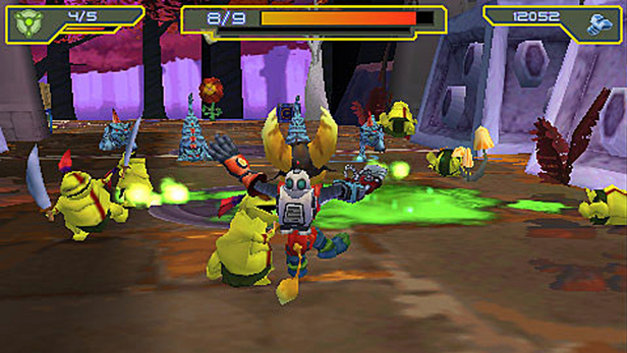 Ratchet  &  Clank®: Size Matters Screenshot 4