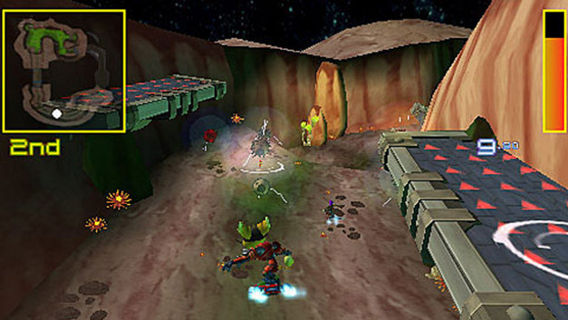 Ratchet  &  Clank®: Size Matters Screenshot 7