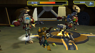 Ratchet  &  Clank®: Size Matters Screenshot 8
