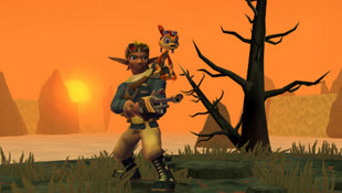 Jak and Daxter: The Lost Frontier™