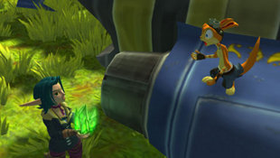 Jak and Daxter: The Lost Frontier™ Screenshot 2