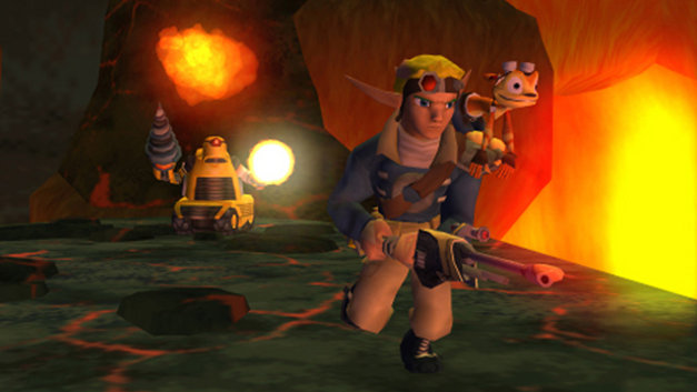 Jak and Daxter: The Lost Frontier™ Screenshot 28