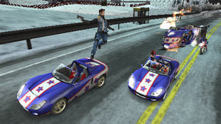 Pursuit Force™ Screenshot 6