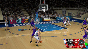 NBA 07 Screenshot 3