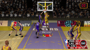 NBA 07 Screenshot 5