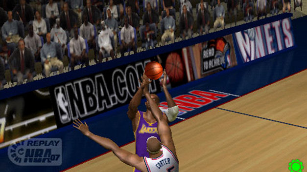 NBA 07 Screenshot 7