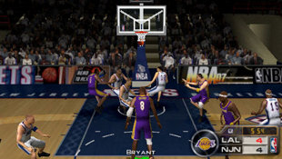 NBA 07 Screenshot 8