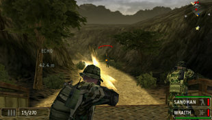 SOCOM U.S. Navy SEALs Fireteam Bravo 2 Screenshot 2