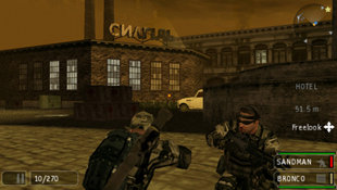 SOCOM U.S. Navy SEALs Fireteam Bravo 2 Screenshot 3