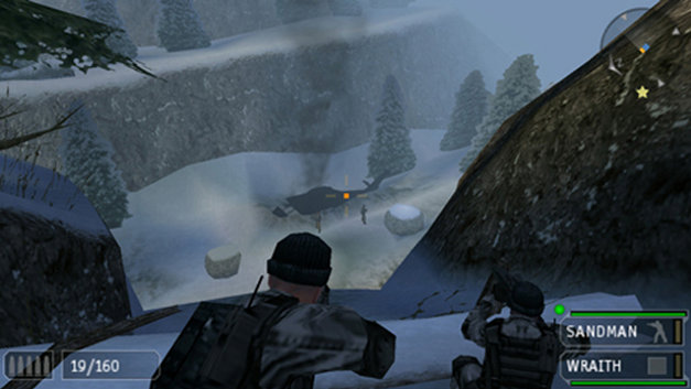 SOCOM U.S. Navy SEALs Fireteam Bravo 2 Screenshot 4