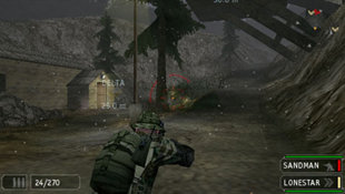 SOCOM U.S. Navy SEALs Fireteam Bravo 2 Screenshot 5